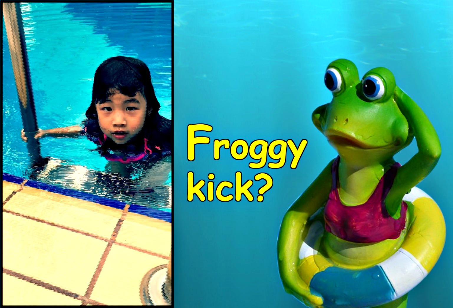 Froggy Kick Still Pic