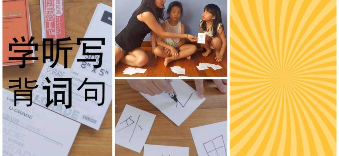 PLAY & LEARN WITH INDEX CARDS 认字游戏